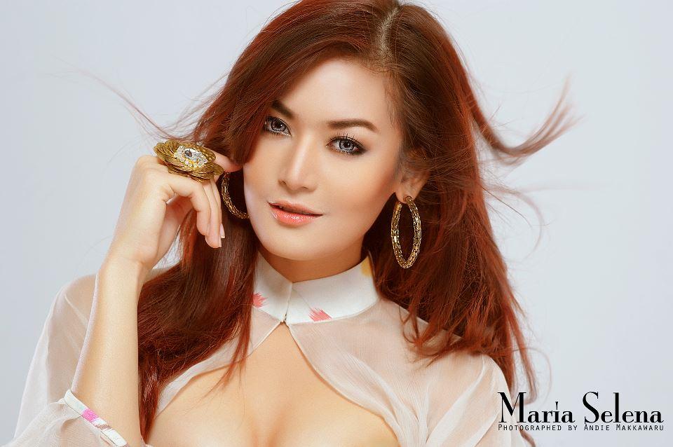 maria selena miss universe indonesia 2012 kontes kecantikan