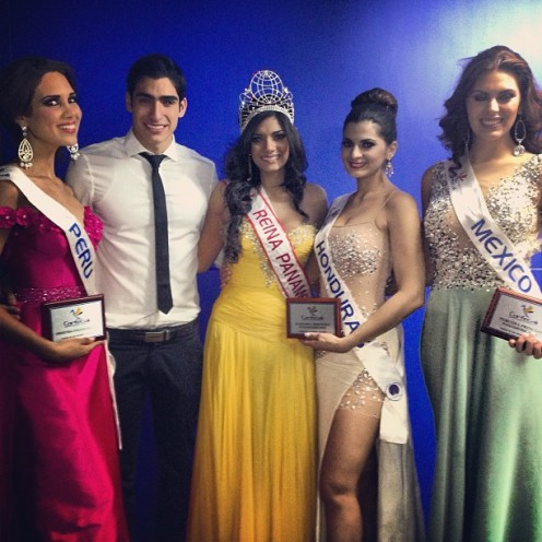 Bolivia wins Panamerican Queen of Sugarcane 2012 title2