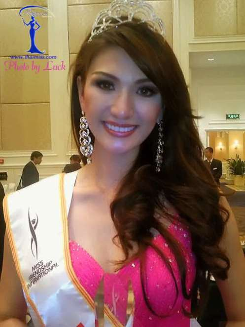 Kantapat Peeradachainarin – Miss Thailand