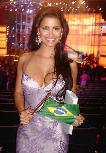 Miss Brasil Continente Americano 2007