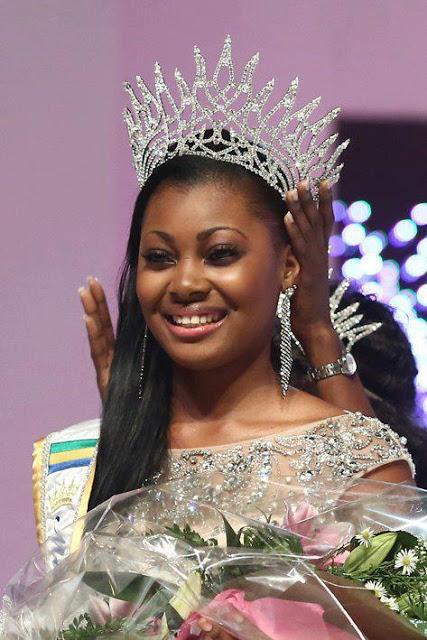 Miss Gabon 2013