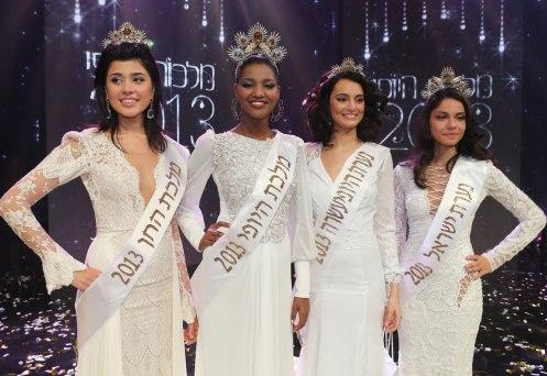 Miss Israel 2013