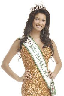 Miss Paraná Universo 20072