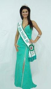 Miss Paraná Universo 20074