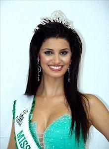 Miss Paraná Universo 20075