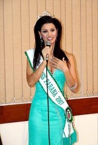 Miss Paraná Universo 20076