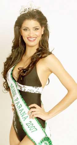 Miss Paraná Universo 20078