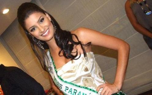 Miss Paraná Universo 20079