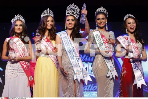 Philippines wins Miss Tourism International 2012