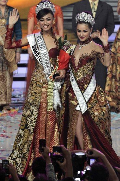 Puteri Indonesia (Indonesia Universe) 2013