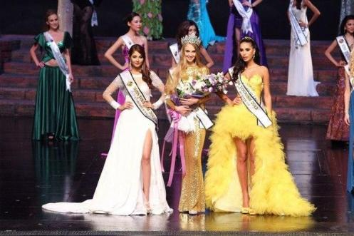The 2012 winners of Miss Tourism have been crowned in Siam Niramit, Bangkok Thailand