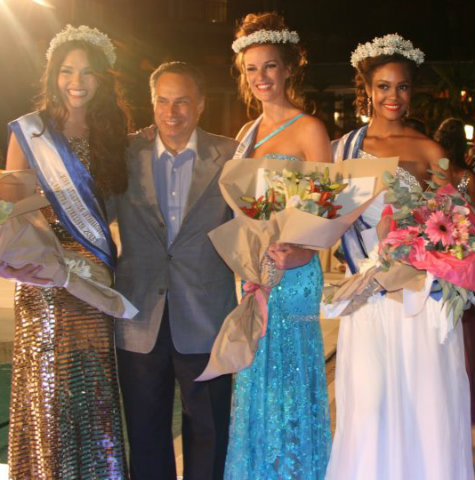 Uruguay wins Miss Atlantic International 2013