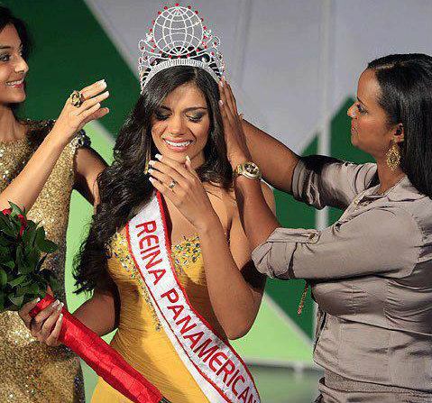 Bolivia wins Panamerican Queen of Sugarcane 2012 title