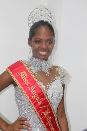 Miss Angola 2013
